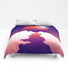Spilt moon Comforters