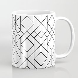 Art Deco Geometry 5 Coffee Mug