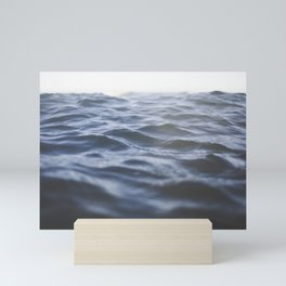 The Space that Holds the Ocean Mini Art Print