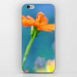 Ginger Dahlias - why not 53 iPhone Skin