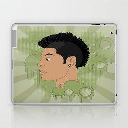 Punk_rock Laptop & iPad Skin