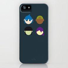 Famous Capsules - Gorillaz Slim Case iPhone (5, 5s)