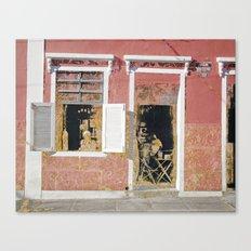 Rua 139 Canvas Print