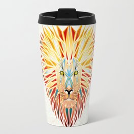lion Travel Mug