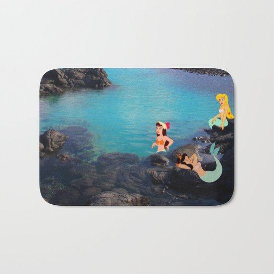 Peter Pan's Mermaid Lagoon Bath Mat