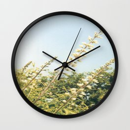Go with the wind Wall Clock