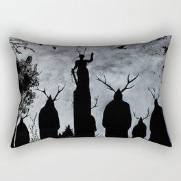 The Cult Rectangular Pillow
