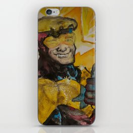 Booster Gold iPhone Skin