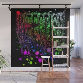 Infection Wall Mural