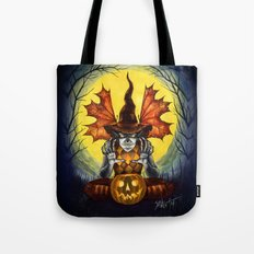 From the Dust to the Grave Tote Bag
