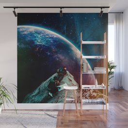Nothing Turns Out As Expected Wall Mural
