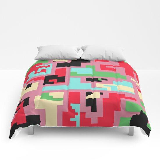 KindOfTetris Comforters