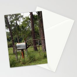 Rusty Mail Stationery Cards