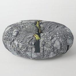 life after lava Floor Pillow