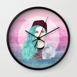 Halsey Wall Clock