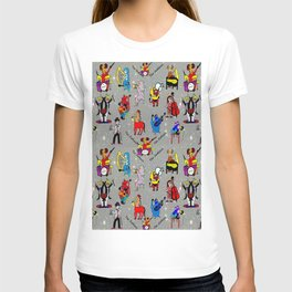 THE ZODIACS MUSIC ORCHESTRA T-shirt