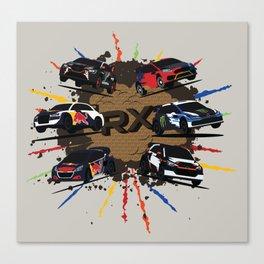World RX Canvas Print
