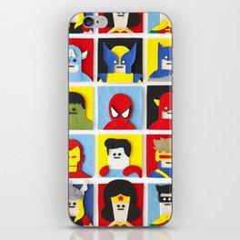 Felt Heroes iPhone Skin