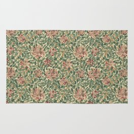 "William Morris ""Honeysuckle"" 1. Rug"