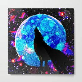 Wolf #1 Metal Print