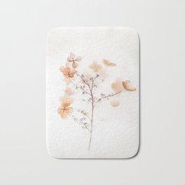 Flowers -a61 Bath Mat