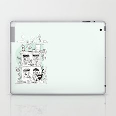 Neighbourhood Laptop & iPad Skin