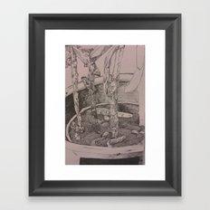 Plant Still Life 2 Framed Art Print