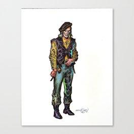 Melegal  Canvas Print