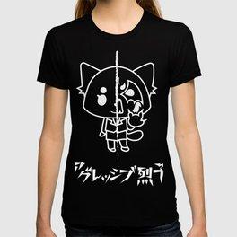Aggretsuko Schizo T-shirt