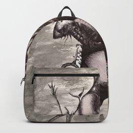 prostitution Backpack