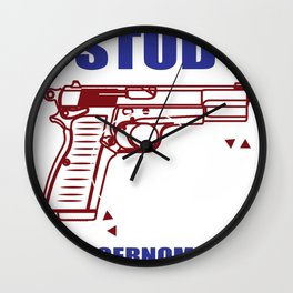 Student Weapon Triggernometry Deduction Funny Gift Wall Clock