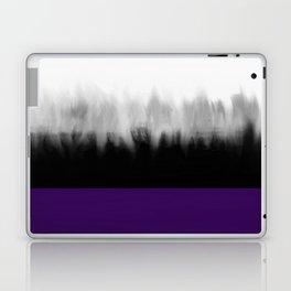 Asexuality Spectrum Flag Laptop & iPad Skin