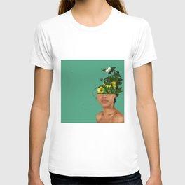 Lady Flowers VII T-shirt