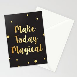 Make today Magical Stationery Cards