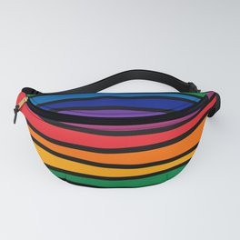 Spectrum Game Board Fanny Pack