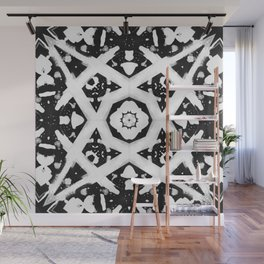 thick stroke Wall Mural