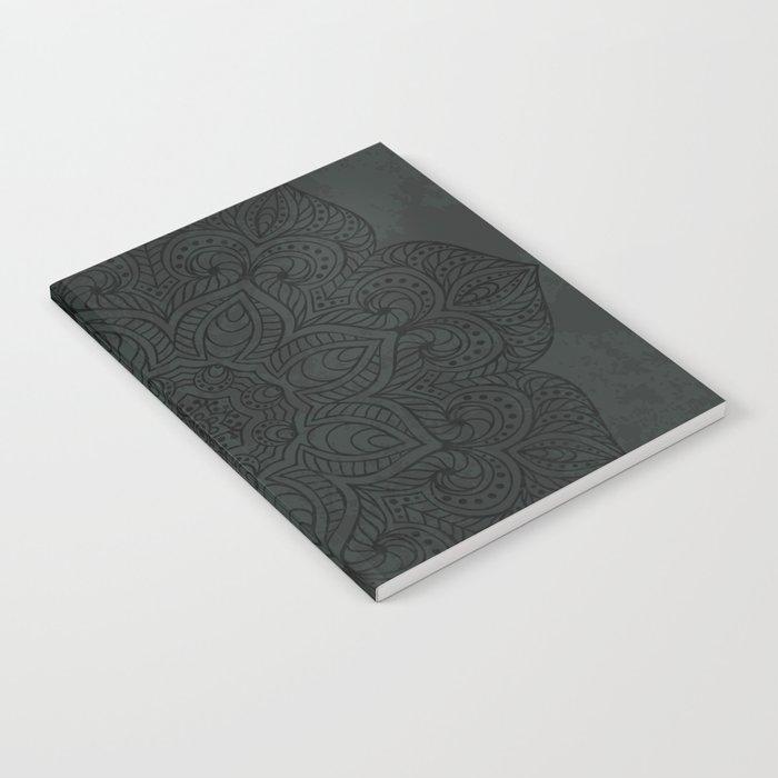 Vintage Mandala Notebook