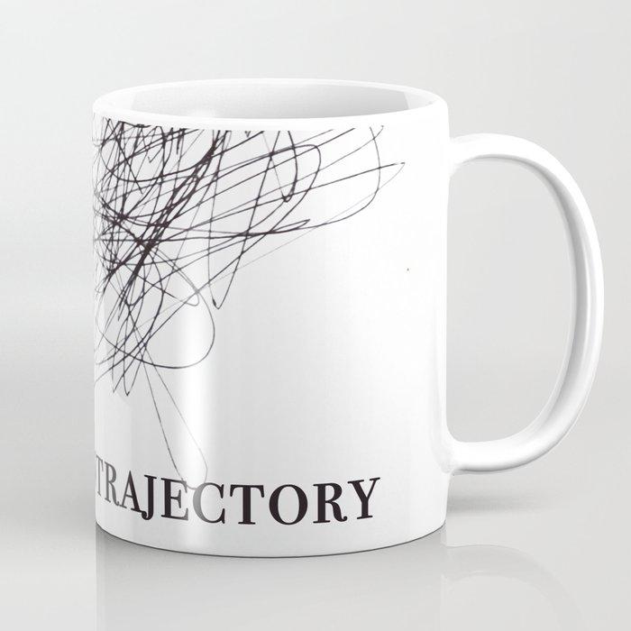 Electron Trajectory Coffee Mug