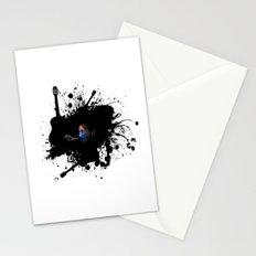 Blue Clapton Stationery Cards
