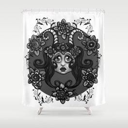 fauna #3 Shower Curtain