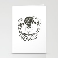 jack daniels Stationery Cards featuring Jack by Andready