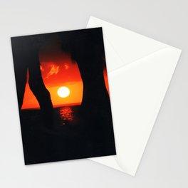 Moorea Sunset Stationery Cards