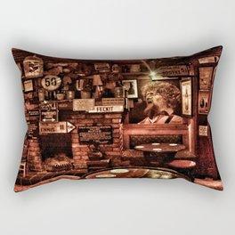 Barr an Chaladh 'Galway' Rectangular Pillow