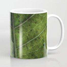 Leaf Five Coffee Mug