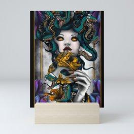 Medusa Mini Art Print