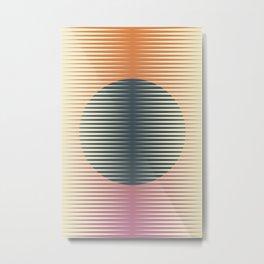 Papercuts 8 Metal Print