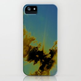 there's sulfur in the air iPhone Case