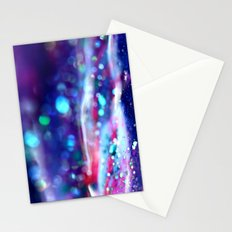 Glitter abstract I Stationery Cards