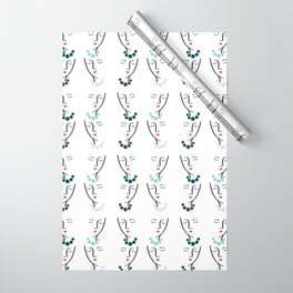 Simply She Coordinate Wrapping Paper