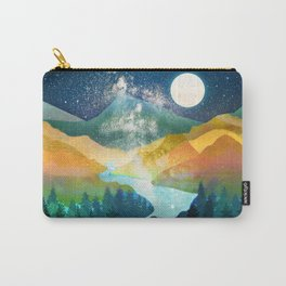 Under the Starlight Carry-All Pouch